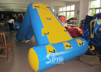 Mini Inflatable Water Slide Toy dengan PVC terpal, Inflatable Pool Toys