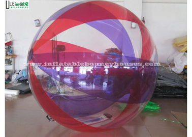 Musim Panas Inflatable Walk On Water Balls untuk Anak, Walking On Water Bubble Balll